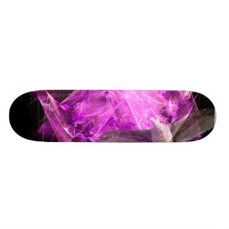 I shall rise_ Skateboard_by Elenne Boothe Custom Skate Board
