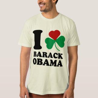 I Shamrock Barack Obama T-Shirt