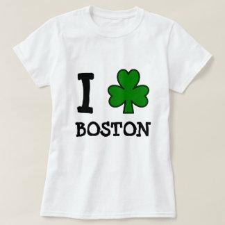 I Shamrock Boston Tee Shirt