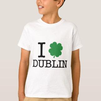 I Shamrock Dublin T-Shirt