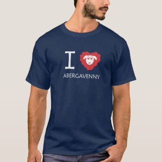 I Sheep Abergavenny T-Shirt
