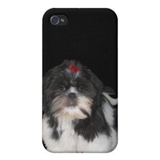 i Shih Tzu Dog iPhone 4 Covers