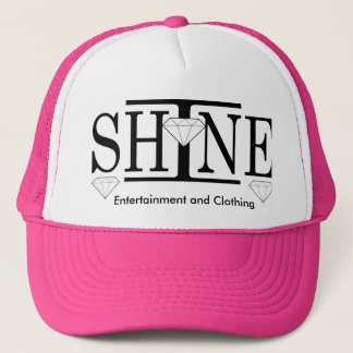 I Shine Logo Trucker Hat