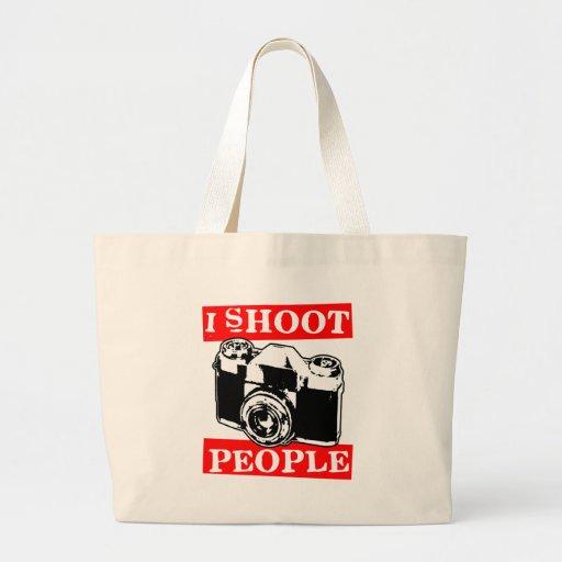 I Shoot People Bag