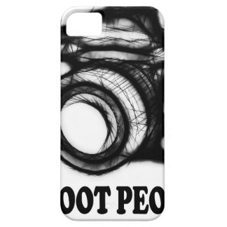 I shoot people barely there iPhone 5 case