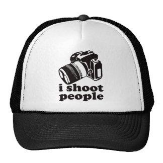 I Shoot People! Cap
