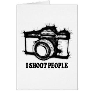 I shoot people card