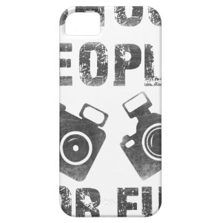 I shoot people for fun case for the iPhone 5