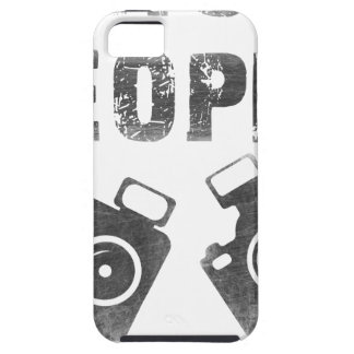 I shoot people for fun iPhone 5 case
