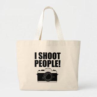 I shoot people funny photographer bag
