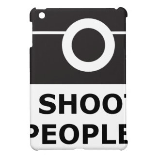I Shoot People iPad Mini Cover