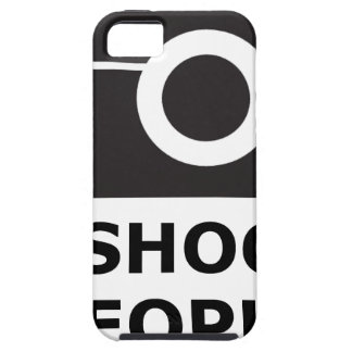 I Shoot People iPhone 5 Cases