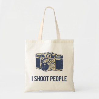 I Shoot People Photography Camera