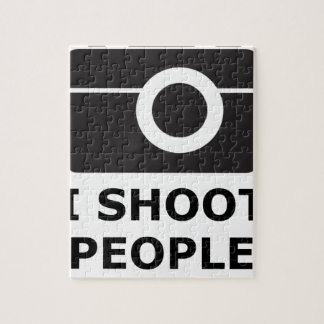 I Shoot People Puzzles