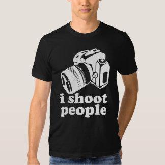I Shoot People! T Shirts
