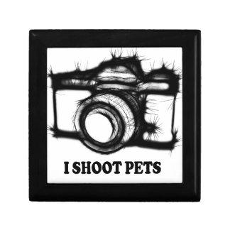 I shoot pets gift box