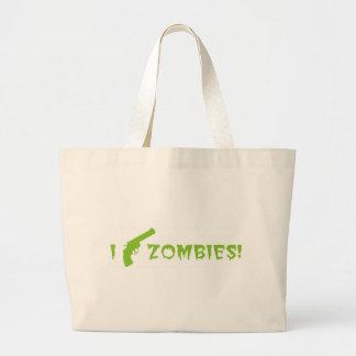 I shoot zombies bags