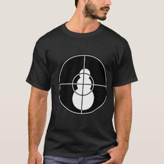I Shot That Snowman(black) T-Shirt