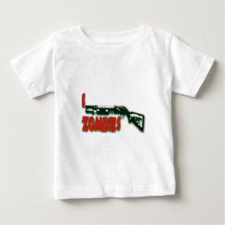 I SHOTGUN ZOMBIES BABY T-Shirt