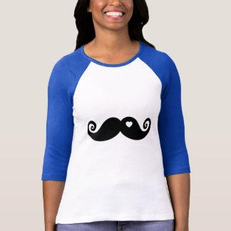I simply love Moustache T-Shirt