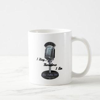 I sing 2008 coffee mug