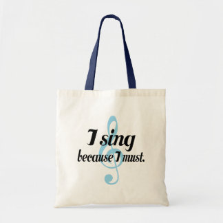 I Sing Because I Must Music Gift