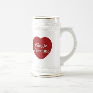 I Single Valentines Day T-shirts and Gifts Mugs