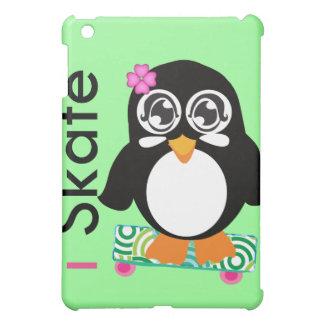 i Skate Penguin iPad Mini Cover