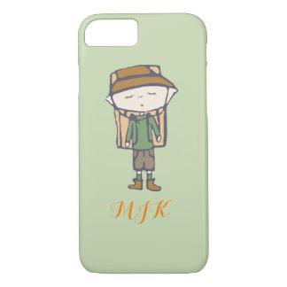 I skip naps hiking babe iPhone 7 case