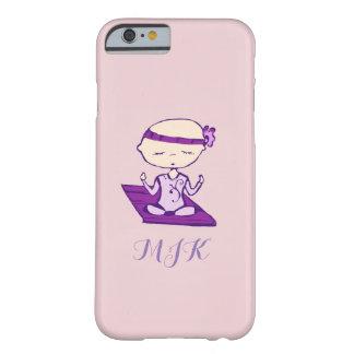 I skip naps yoga babe barely there iPhone 6 case