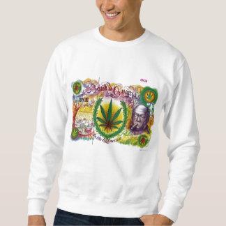 i smoke weed sweatshirt