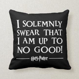 I Solemnly Swear Cushions