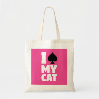 I Spade My Cat (I Spayed My Cat) Tote Bag