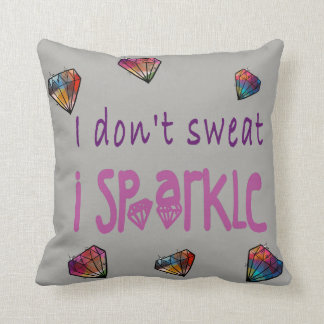 i Sparkle Cushion