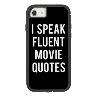 I speak fluent movie quotes Case-Mate tough extreme iPhone 8/7 case