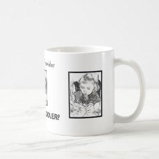 I Speak Toddler! /MUG Basic White Mug