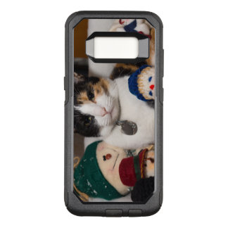 I Spy A Calico OtterBox Commuter Samsung Galaxy S8 Case