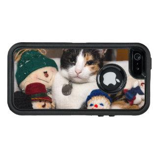 I Spy A Calico OtterBox iPhone 5/5s/SE Case