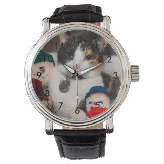 I Spy A Calico Watch