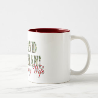 I Stand By My Man Proud Army Wife Mugs