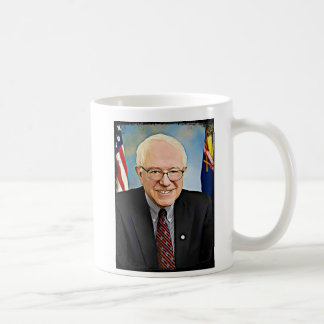 I Stand with Bernie Sanders Political Coffee Mug