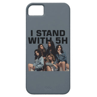 I STAND WITH FIFTH HARMONY iPhone 5 COVER