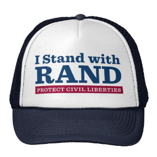 I Stand With Rand Hat