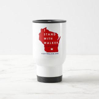 I Stand With Scott Walker Coffee Mug