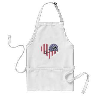 I Stand With You - Safety Pin Standard Apron