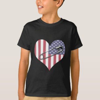 I Stand With You - Safety Pin T-Shirt