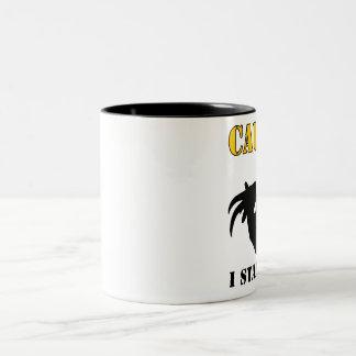 I Stare Back - Goat Coffee Mug