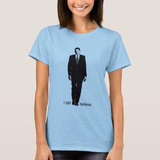 I still Believe Barack Obama - Ladies Babydoll T-Shirt