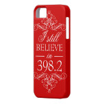 I Still Believe in 398.2 Fairytale Library Nerd Case For The iPhone 5
