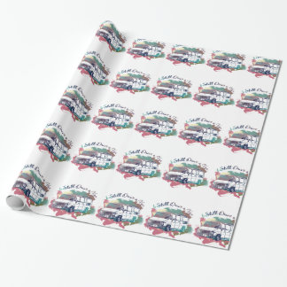 I Still Drive A Van Wrapping Paper